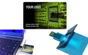 New product availability – USB BUSINESS CARDS